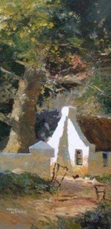 House In Woods- Tony De Freitas
