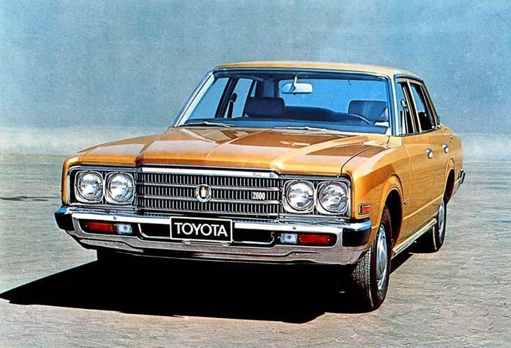 Toyota Crown - 1974
