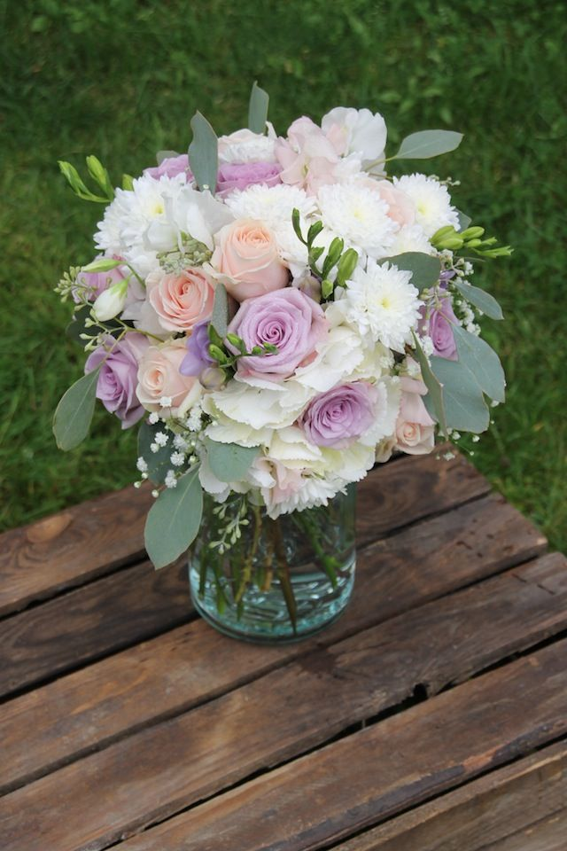 Yndig pastellbukett // Cute pastel bouquet