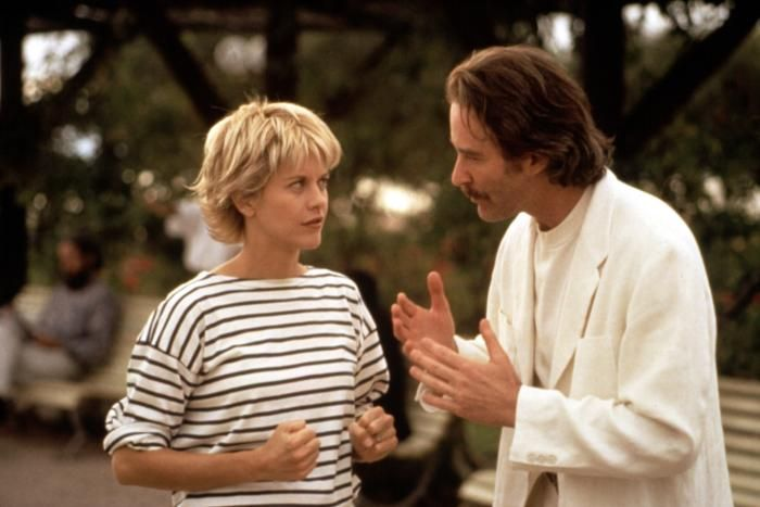 French Kiss, Meg Ryan, Kevin Kline, The key to French waiters: If you're nice to them, they treat you like shit. Treat them like shit, they love you