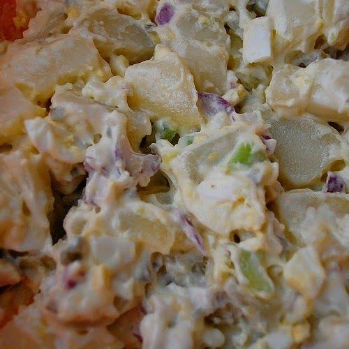 Famous Dave's Recipes: Famous Dave's Shakin the Shack Potato Salad Recipe