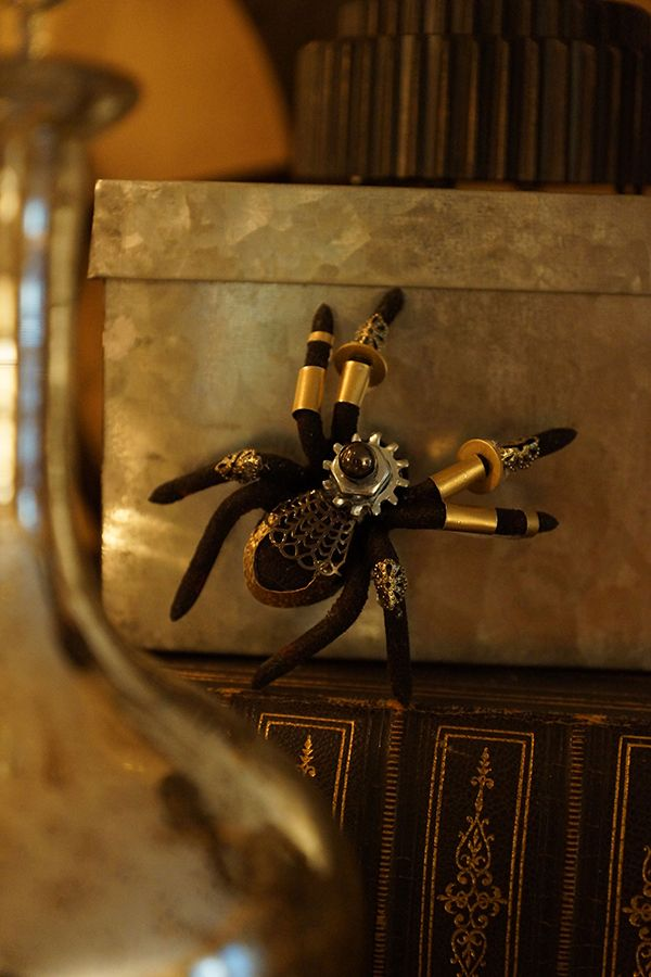 1000 ideas about steampunk halloween on pinterest Steampunk home ideas