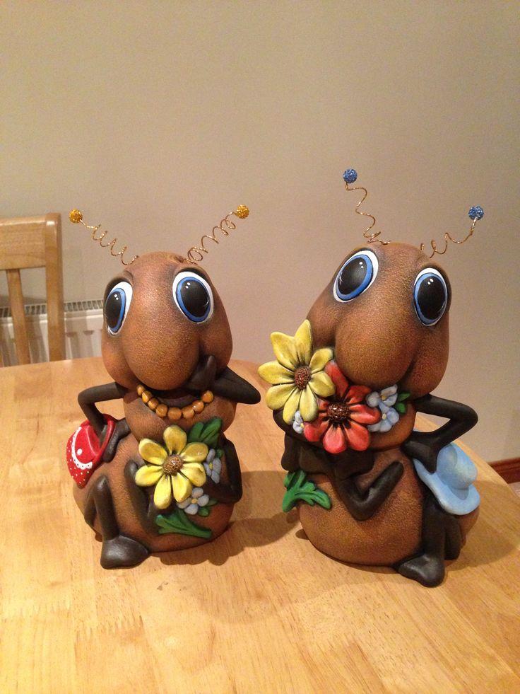 Mr & Mrs Ant for my garden