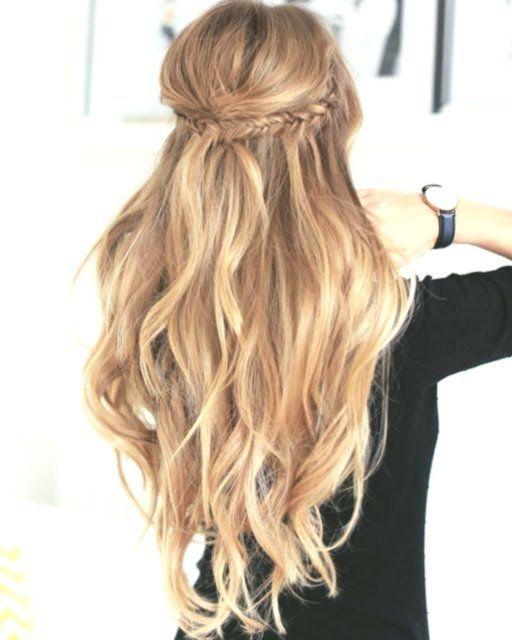 Dirndl frisuren halboffen 2018 – Hair & Beauty – …
