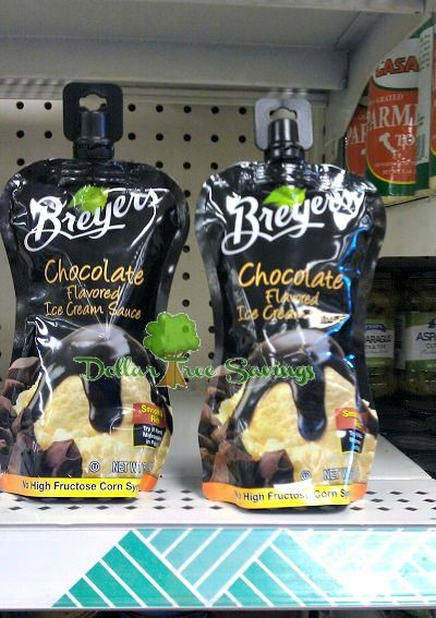 Dollar Tree:  Breyers Ice Cream Toppers Only $0.50! - http://couponingforfreebies.com/dollar-tree-breyers-ice-cream-toppers-0-50/