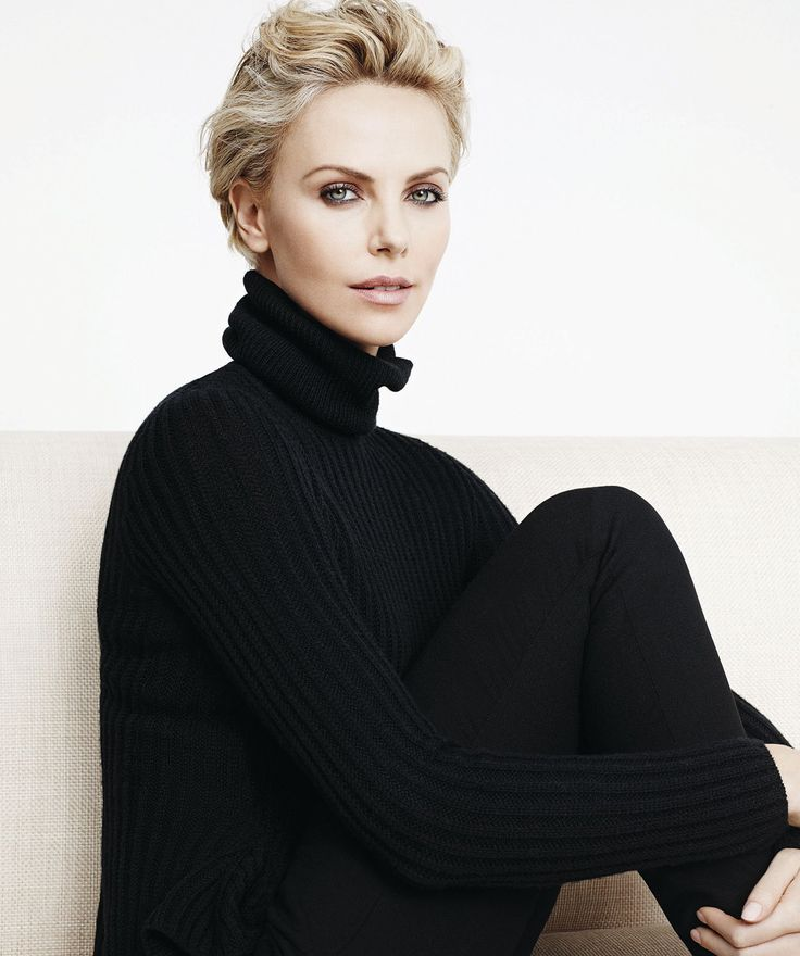 Charlize Theron photographed by Karim Sadli for 2014 Dior campaign, September 2014.