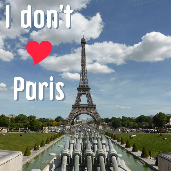 This is a really difficult post to write and I've tried about ten times now. At the end of May, I went off in a caravan with my sister for a week. Being sixty-five miles north-east of Paris, we had to pop into Paris for a day. And while I need to write a post… More I don't really like Paris