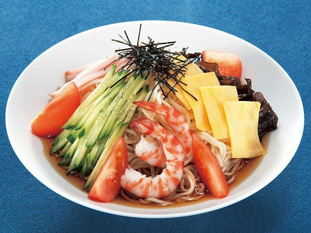 """Hiyashi-Tyuuka"" 冷やし中華 冷麺"