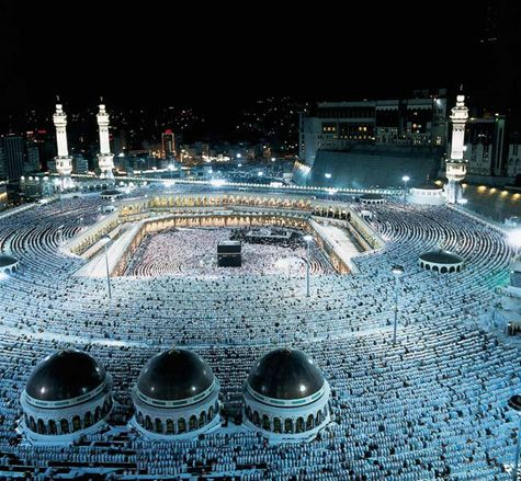 Makkah, Saudi Arabia. - In Sha Allah. It would be my extreme privilege and honor to set my foot here.