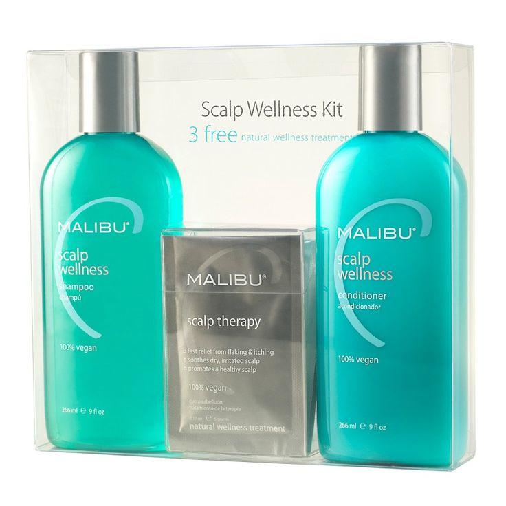 Buy 906417 Malibu C Scalp Wellness Treatment Kit
