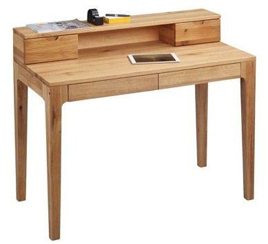 Die 25+ besten Ideen zu Schreibtisch Massivholz auf Pinterest ...