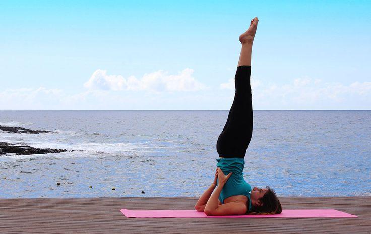 asanas clases de yoga Tenerife para principiantes
