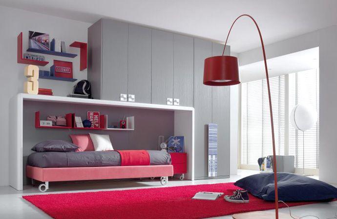 Smart Tiramolla Kids Bedroom By Tumidei Spa   http://www.designrulz.com/design/2013/10/smart-tiramolla-kids-bedroom-by-tumidei-spa/