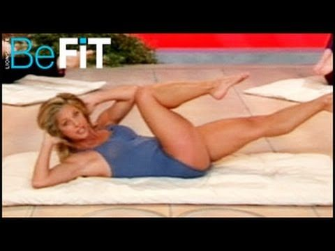 Denise Austin: Pilates Mat Workout Based on J.H. Pilates- Level 1 - YouTube