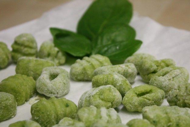 Ricette gnocchi di spinaci