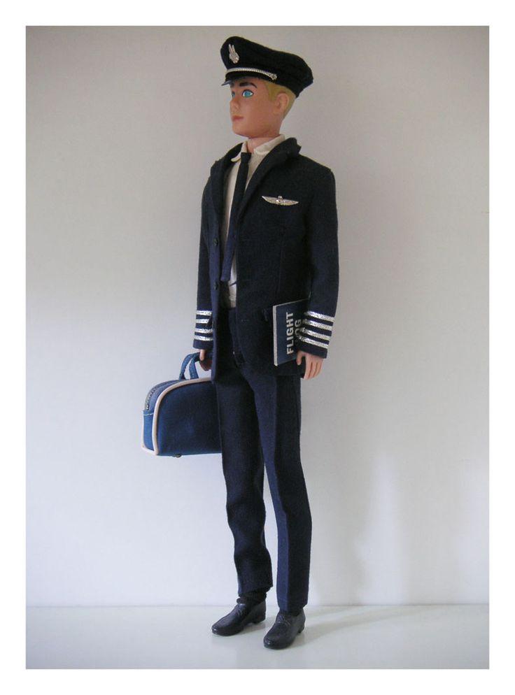 Ken Amercian Airlines Captain #0779 de 1964 à 65