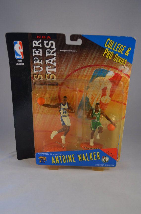 Vintage Antoine Walker NBA Super Stars by FloridaFindersSports