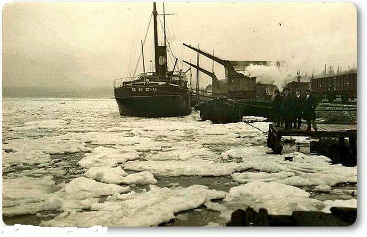 istanbul_Boğaziçi - 1929 kışı