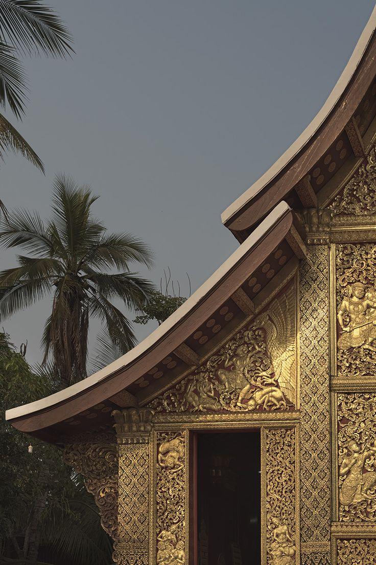Луанг Прабанг. Лаос. Luang Prabang. Laos