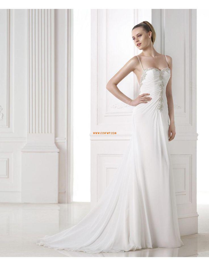 Bryllupskjoler med Sjal Kjæreste Chic & Moderne Brudekjoler 2015