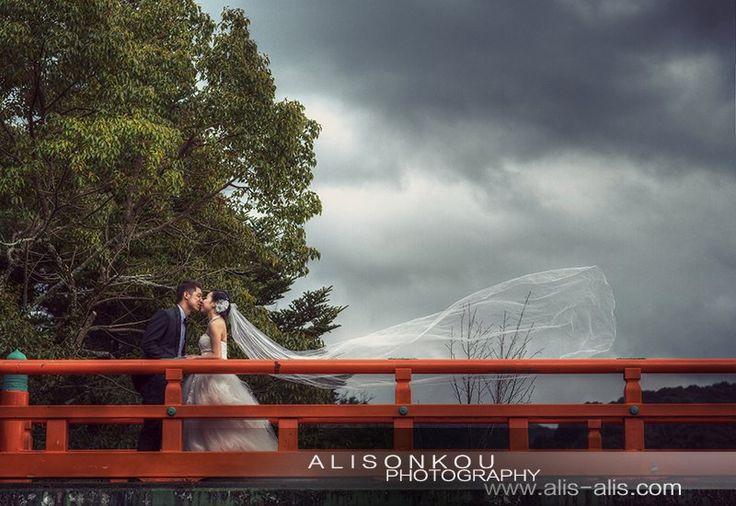 PreWedding in Japan(Kyoto,Nana) Jan 2015 Ice+Tai | AlisonKou Professional Photography I Hong Kong based Destination Wedding Photographer