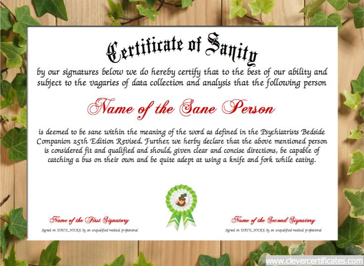 60 best Love Certificate Templates images on Pinterest Award - naming certificates free templates