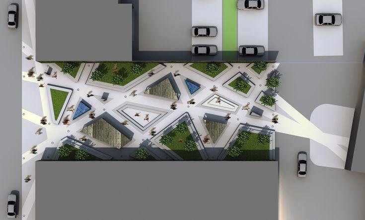 Unknown plazas