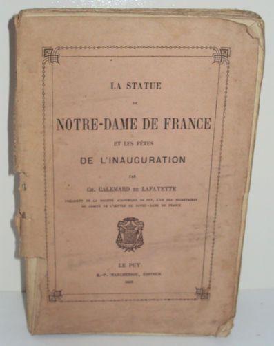 La-Fayette-La-Statue-de-Notre-Dame-de-France-Le-Puy-1860