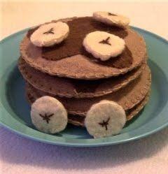 Pink Tea: Happy Pancake Day
