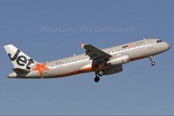 VH-JQX - Jetstar Airways Airbus A320 photo (920 views)