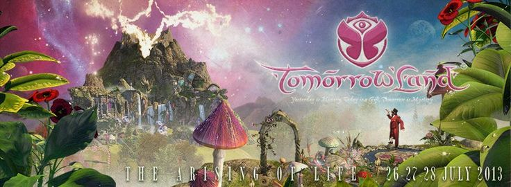 Tomorrowland 2013