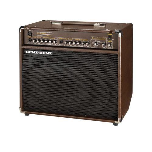 "Genz Benz Shenandoah acoustic guitar amplifier 80W 2"" x 65"" combo. http://www.zocko.com/z/JJXCM"