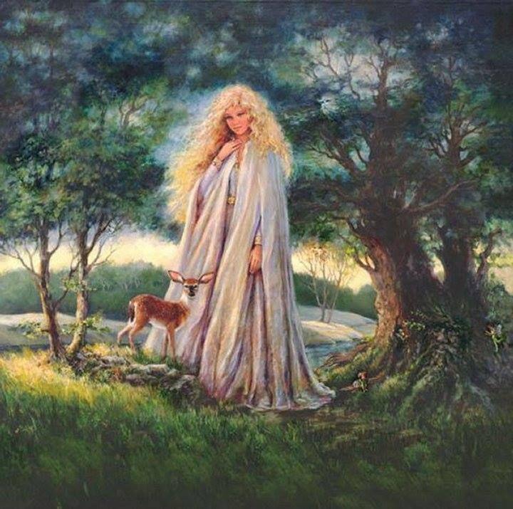 Enchanting fairytale mary baxter st. clair