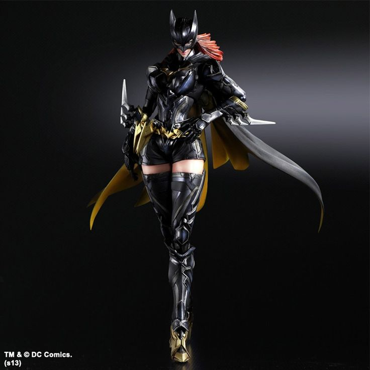 Batgirl DC Comics Variant Vol 2. Action Figure 27 cm