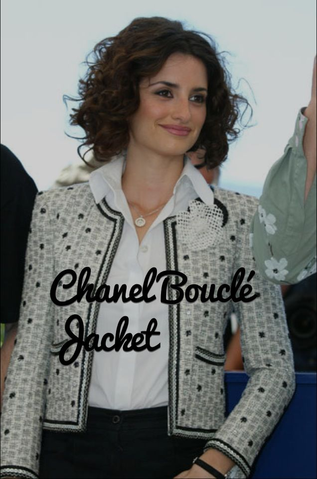 how to wear chanel jacket - Google Search