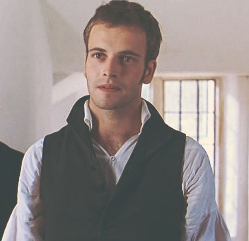 "Jonny Lee Miller, Mr. Edmund Bertram - ""I've loved you as a man loves a woman. As a hero loves a heroine. As I have never loved anyone."""