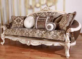 Sofa Baroque Model Kuncup
