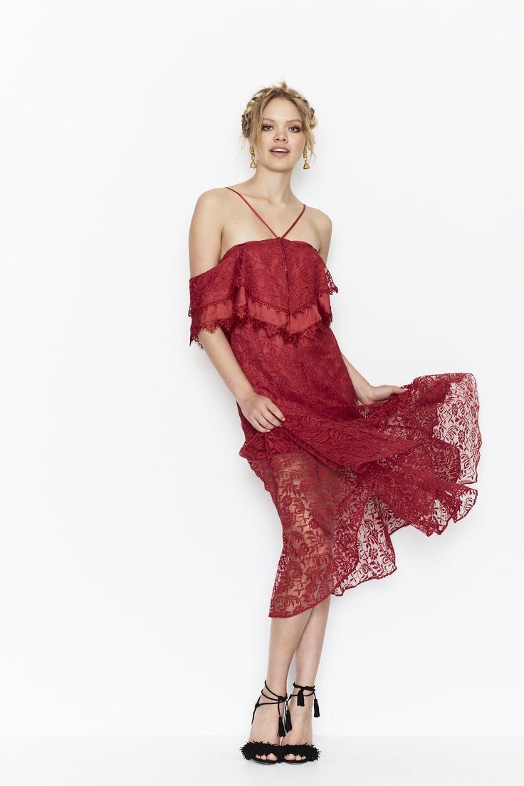 Alice McCALL - Electric Dress Wine Pr-Order