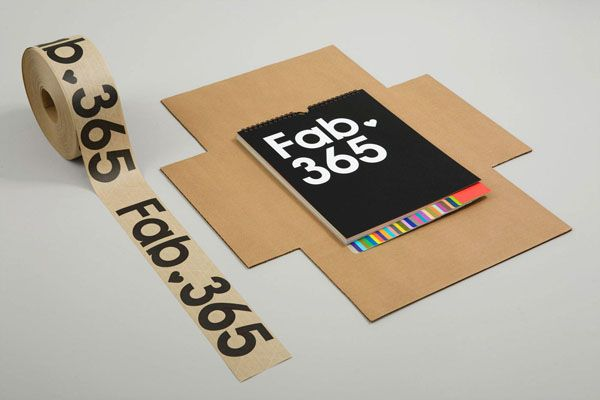 Studio Lin - Fab Calendar and Package Design