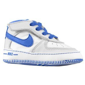Nike Air Force 1 Literie Bleu Royal Et Blanc