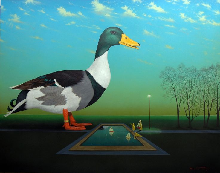 day of the big duck