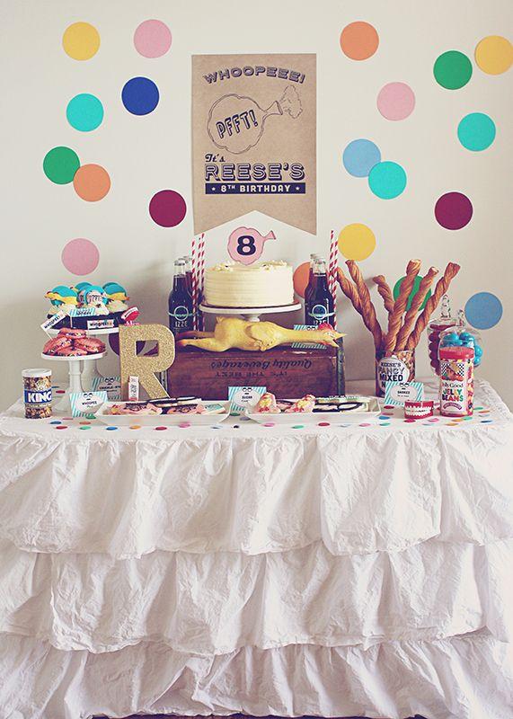 Practical Joke Birthday Party