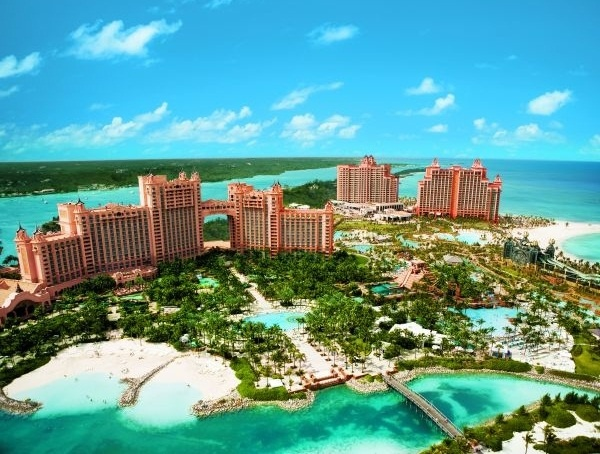 The Atlantis- we want to do a very over-due honeymoon there after kids