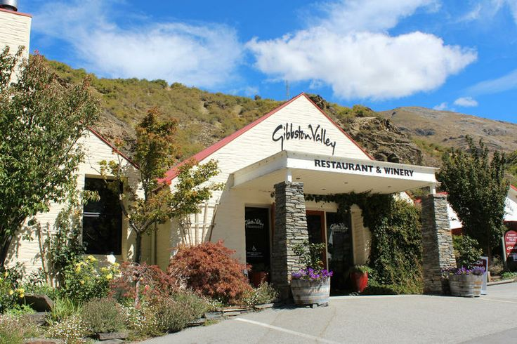 Gibbston Valley Winery, Gibbston - Central Otago