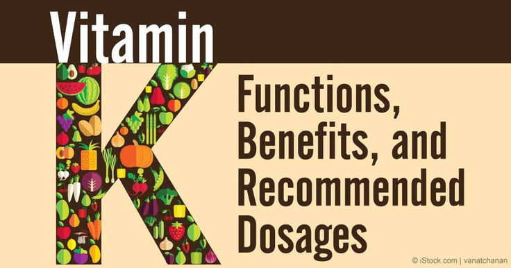 Vitamin K1 and K2 are two underappreciated nutrients that are actually crucial for your health.