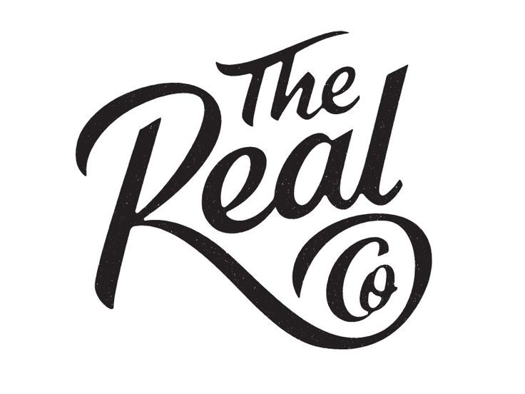 Dribbble - The Real Co by Simon Walker