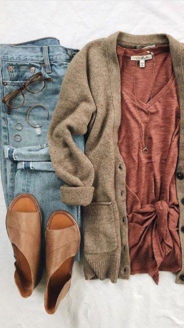 35 Herbst-Outfits für einen hervorragenden Look in diesem Jahr