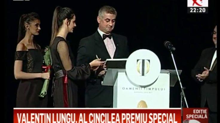 17.12.2016 Gala Oamenii Timpului - Valentin Lungu, CLuj - Premiu Special 6