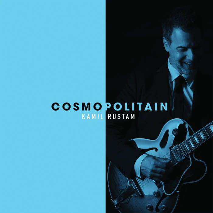 "KAMIL RUSTAM: "" Cosmopolitain "" (canufeelit records) personnel: Kamil Rustam : Electric guitars, acoustic guitars & Sazbas.  Solo Sax: Bob Reynolds, Michael Brecker (recorded August 1997)  Solo Trumpet: Mike Cottone  Drums: Vinnie Colaiuta, Peter Erskine, Manu Katche  Electric Bass: Hadrien Feraud, Richard Bona, Antoine Katz  Upright Bass: Mike Valerio, Tim Lefebvre, Laurent Vernerey  Acoustic & Electric Piano, B3 Organ & Clavinet: Arnaud Dunoyer, Randy Kerbe"