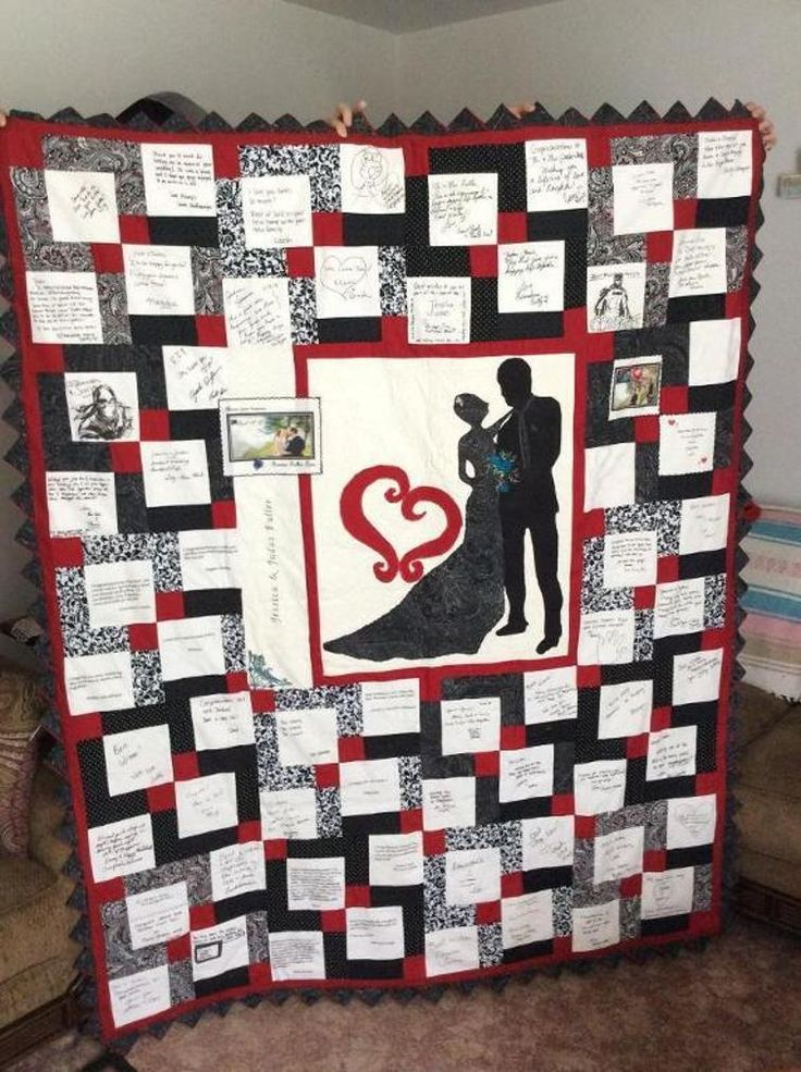 21 Best Easy Quilts Signature Quilt Images On Pinterest Wedding And